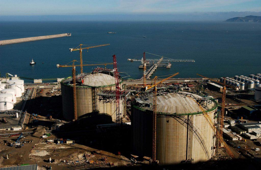 Bilbao LNG Terminal