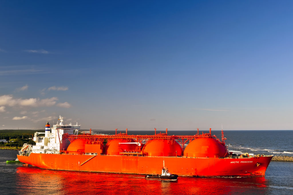 LNG to Corsica