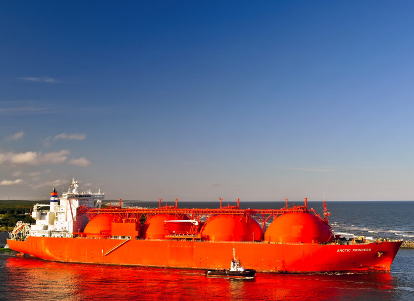 02. Floating LNG (FSRU / FSU / FLNG) and associated facilities