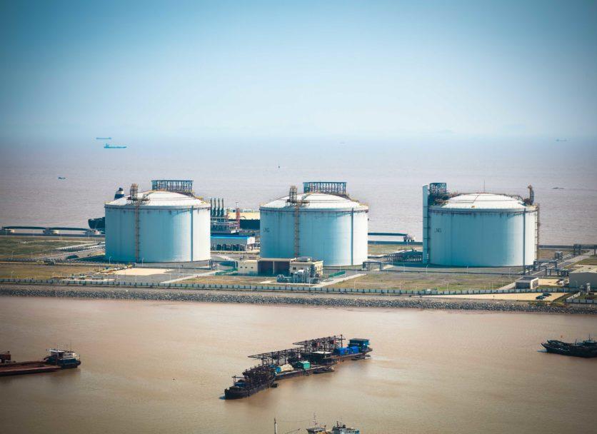 01. Onshore LNG