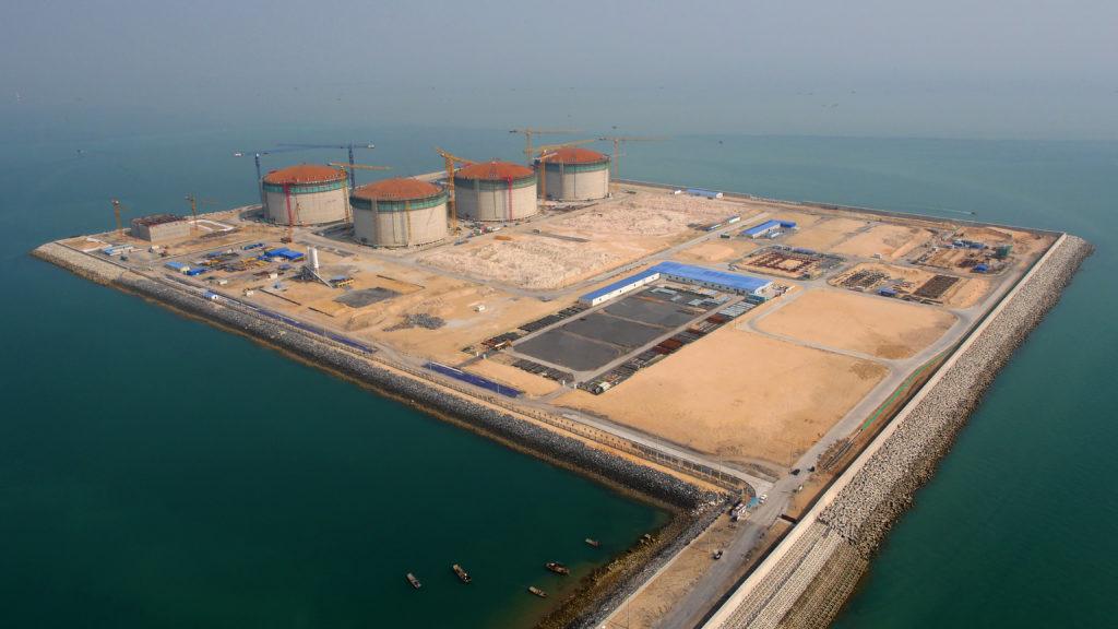 Guangxi LNG Terminal