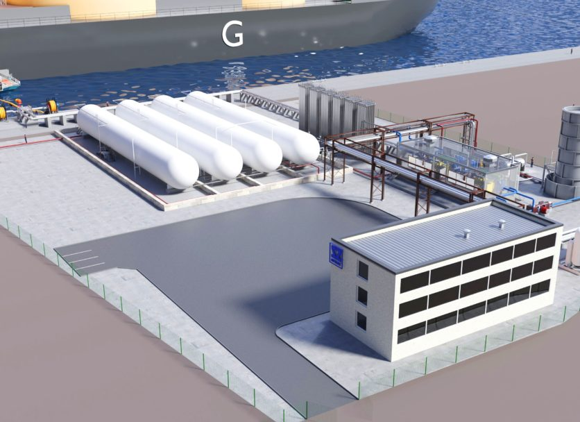04. Small Scale LNG